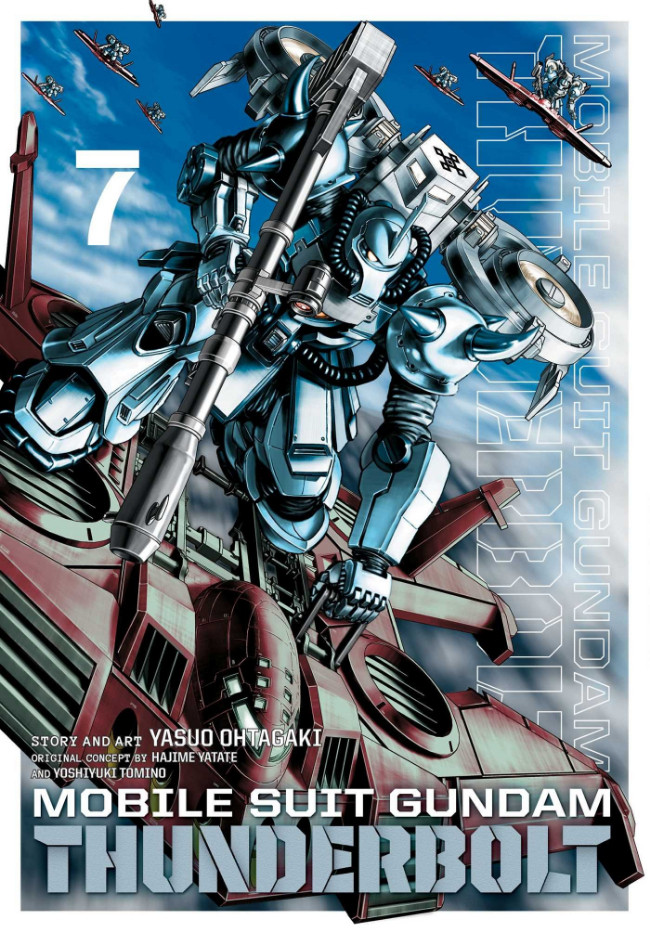 Couverture de Mobile Suit Gundam - Thunderbolt -7- Tome 7
