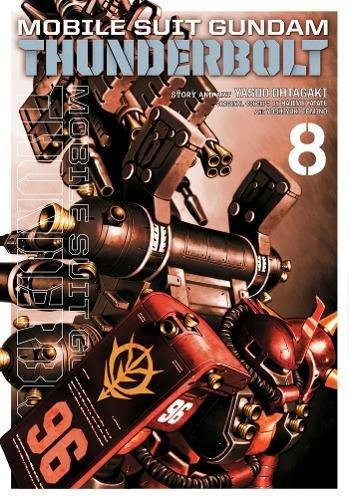 Couverture de Mobile Suit Gundam - Thunderbolt -8- Tome 8