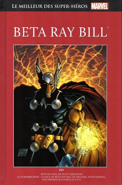 Couverture de Marvel Comics : Le meilleur des Super-Héros - La collection (Hachette) -83- Beta ray bill