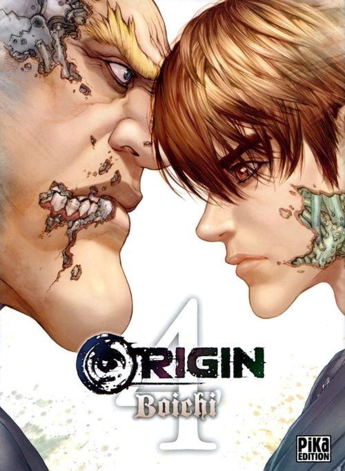 Couverture de Origin -4- Volume 4