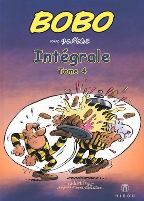 Couverture de Bobo -INT04- Intégrale - tome 4
