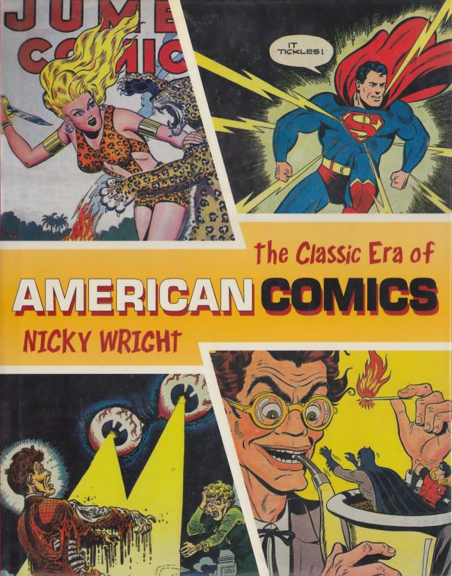 Couverture de (DOC) Various studies and essays -a- The Classic Era of American Comics