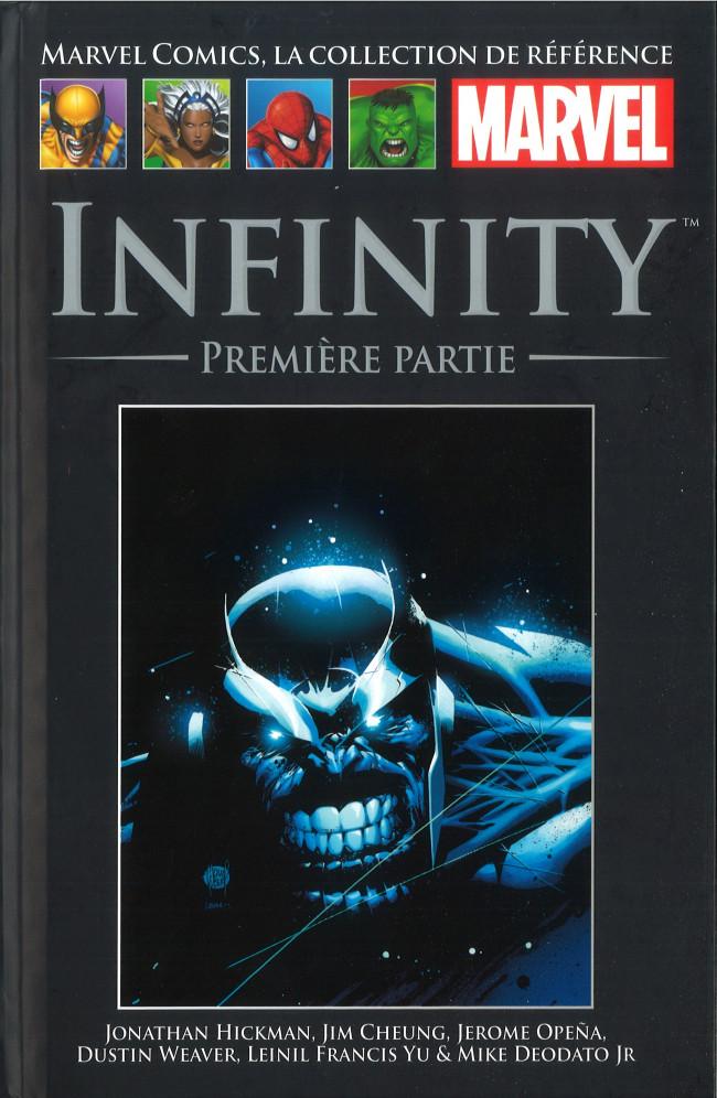 Couverture de Marvel Comics - La collection (Hachette) -13196- Infinty - Première Partie