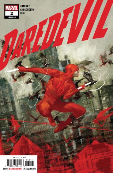 Couverture de Daredevil (2019) -2- Know fear - Part 2
