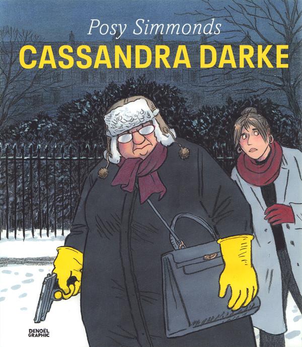 Couverture de Cassandra Darke