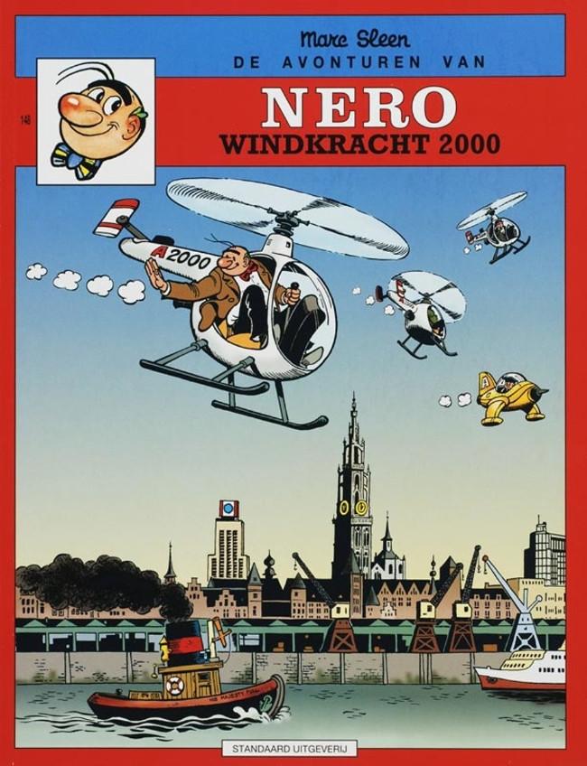 Couverture de Nero (De Avonturen van) -148- Windkracht 2000