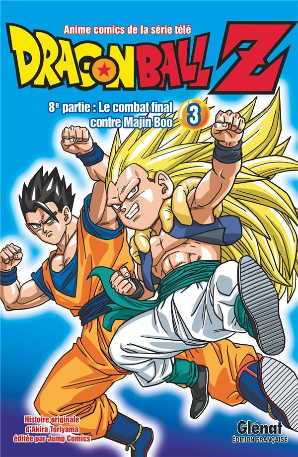 Couverture de Dragon Ball Z -36- 8e partie : Le combat final contre Majin Boo 3