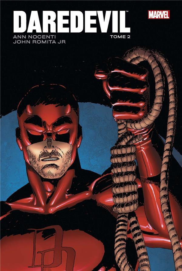 Couverture de Daredevil par Ann Nocenti -2- Tome 2