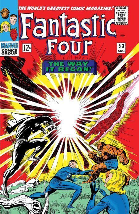 Couverture de True Believers: Fantastic Four (2019) - Fantastic four: Klaw!