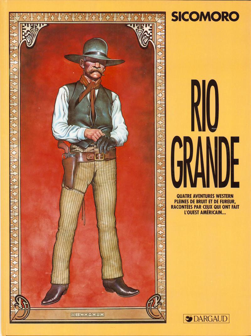 Couverture de Rio Grande