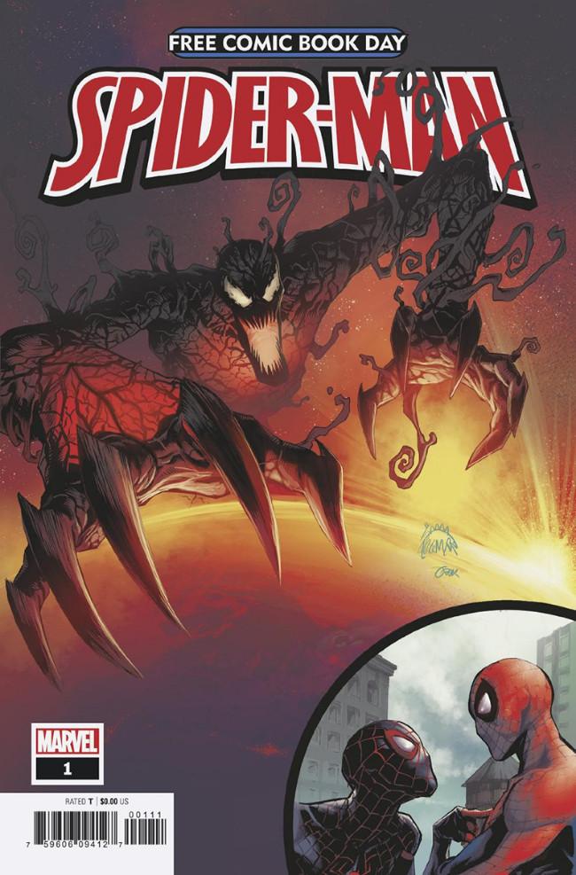 Couverture de Free Comic Book Day 2019 -37- Spider-Man