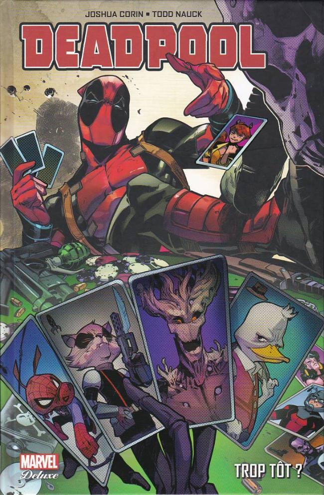 Couverture de Deadpool : Trop tôt ? - Trop tôt ?