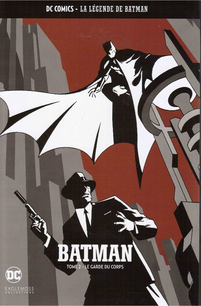 Couverture de DC Comics - La légende de Batman -Premium02- Batman - Tome 2 - Le Garde du corps