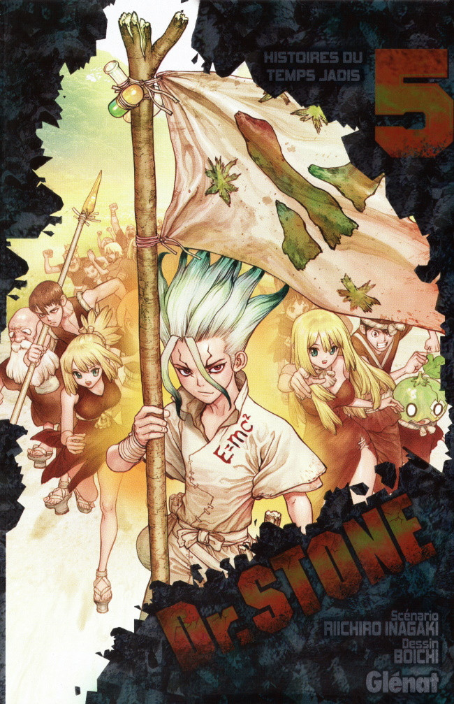Dr. Stone  - 10 Tomes