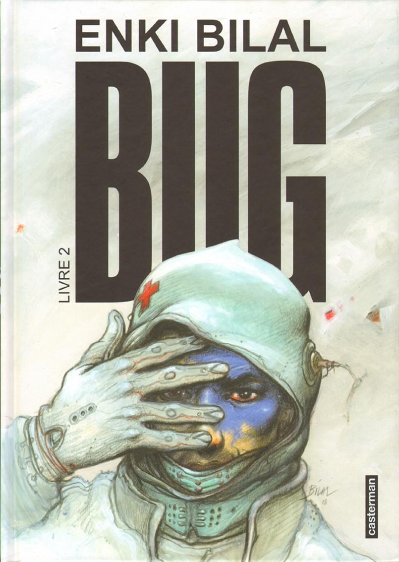 Couverture de Bug -2- Livre 2
