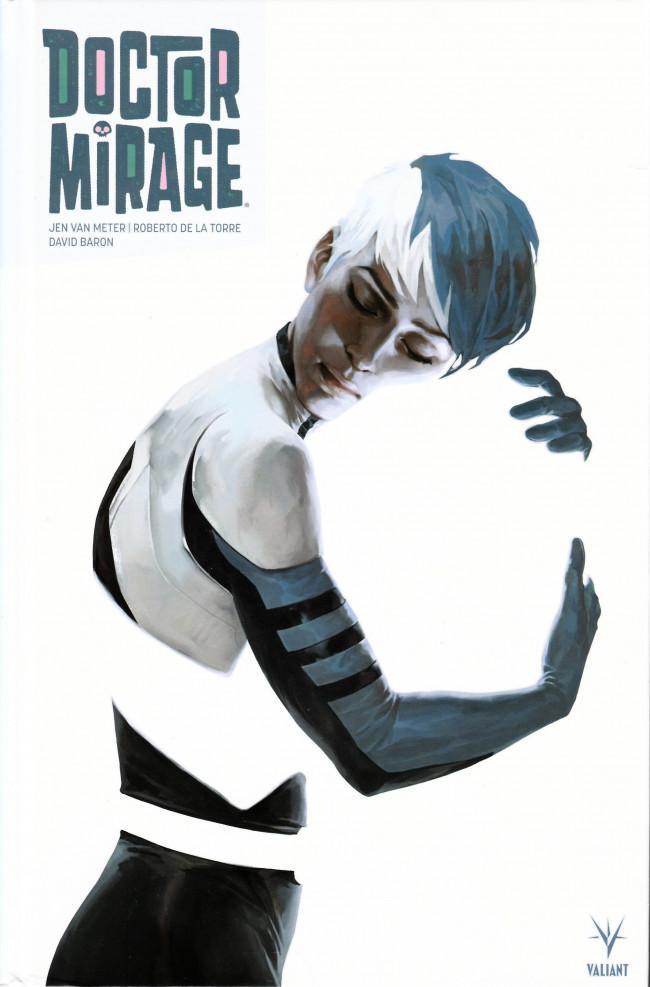 Couverture de Doctor Mirage