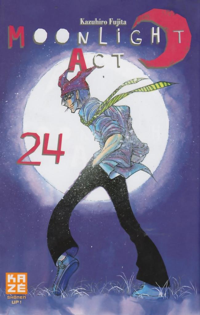 Couverture de Moonlight Act -24- Tome 24