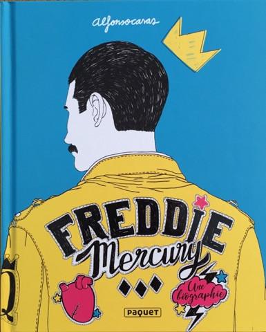 Couverture de Freddie Mercury