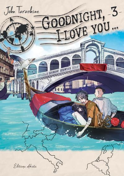 Couverture de Goodnight, I love you... -3- Tome 3