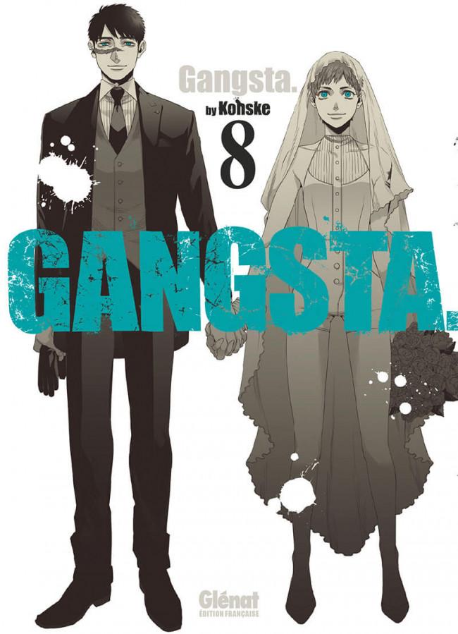 Couverture de Gangsta -8- Tome 8