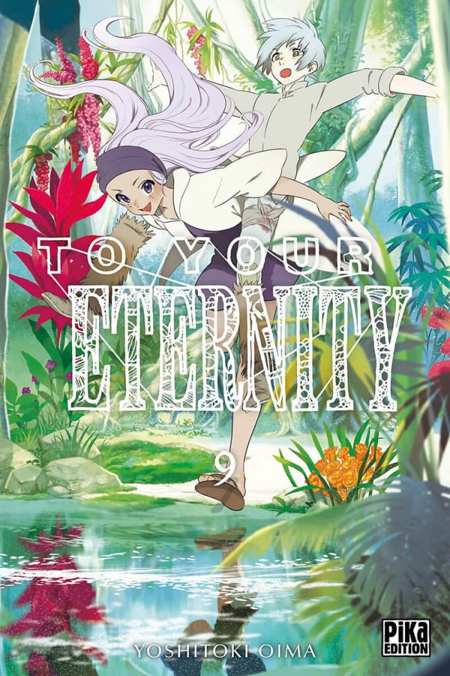 Couverture de To Your Eternity -9- Tome 9