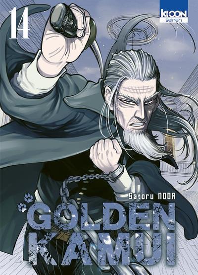 Couverture de Golden Kamui -14- Tome 14