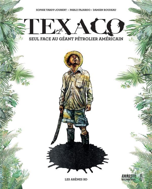 Couverture de Texaco
