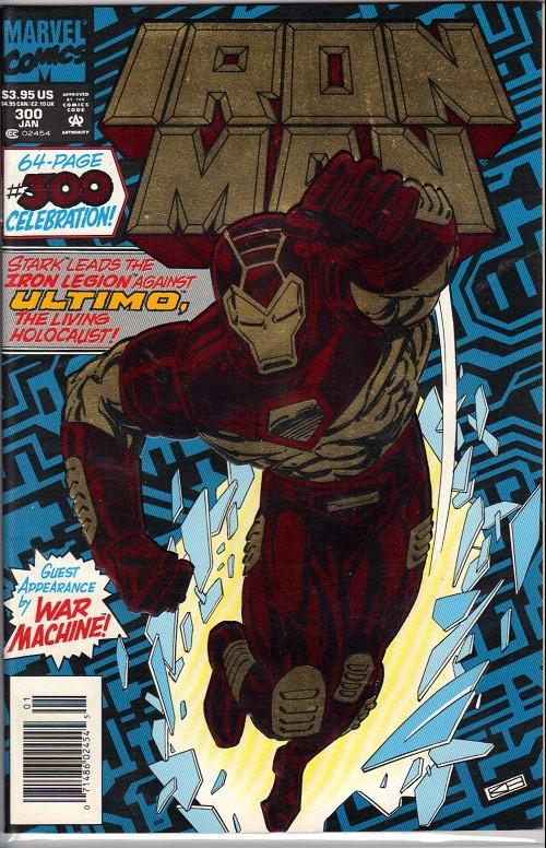 Couverture de Iron Man Vol.1 (Marvel comics - 1968) -300A- Appetite for destruction!