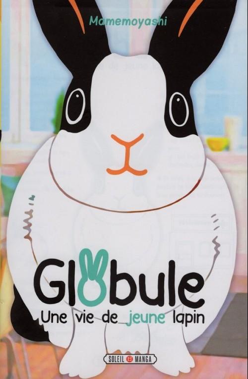 Couverture de Globule -2- Une vie de jeune lapin