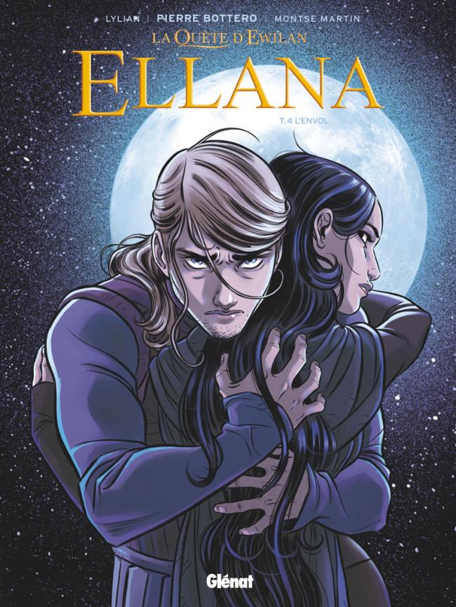 Couverture de Ellana -4- L'envol