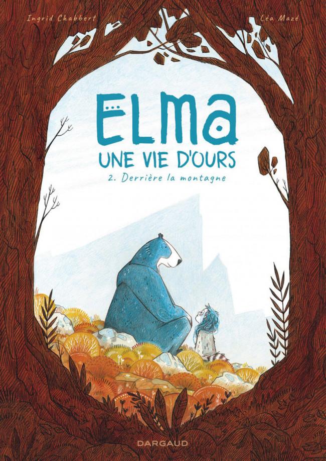 Couverture de Elma, une vie d'ours -2- Derrière la montagne