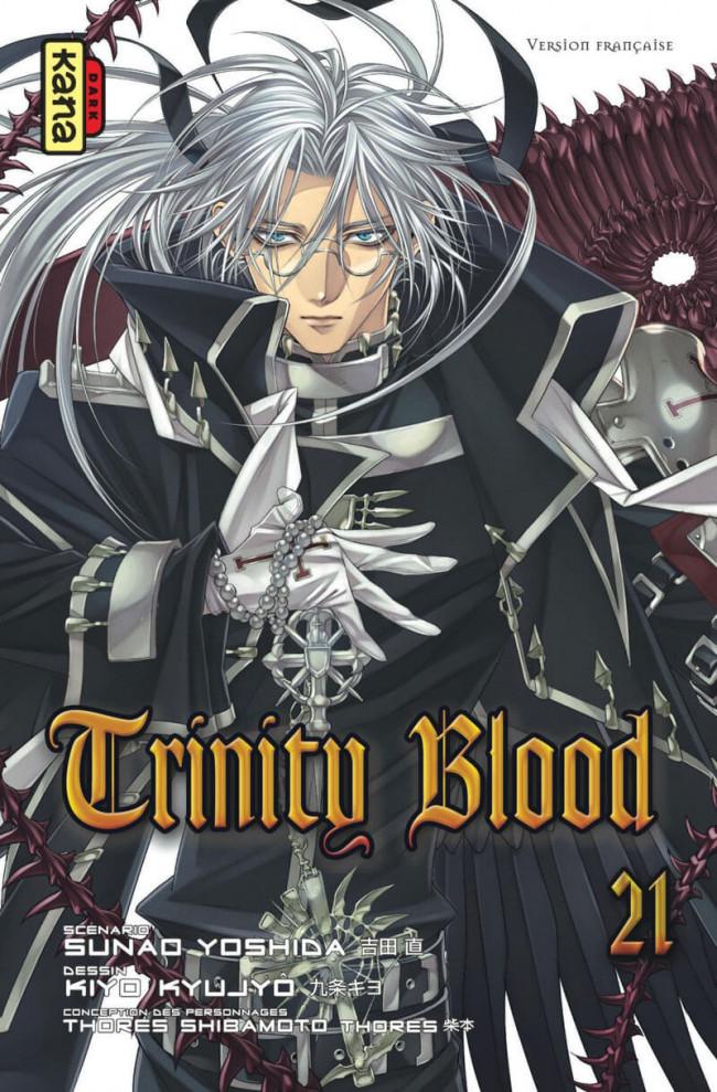 Couverture de Trinity Blood -21- Tome 21