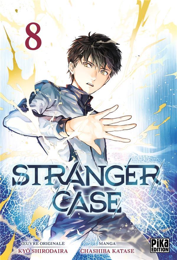 Couverture de Stranger Case -8- Tome 8