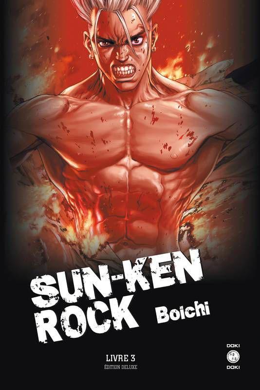 Couverture de Sun-Ken Rock - Édition Deluxe -3- Livre 3