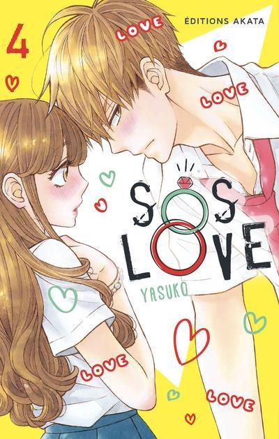 Couverture de SOS love -4- Tome 4