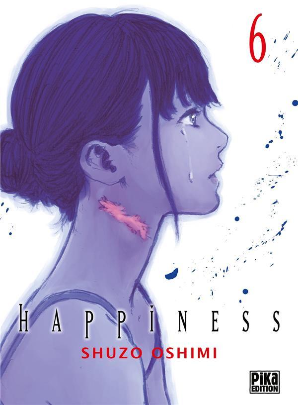 Couverture de Happiness -6- Tome 6