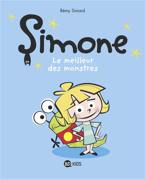 Couverture de Simone -2- Le meilleur des monstres !