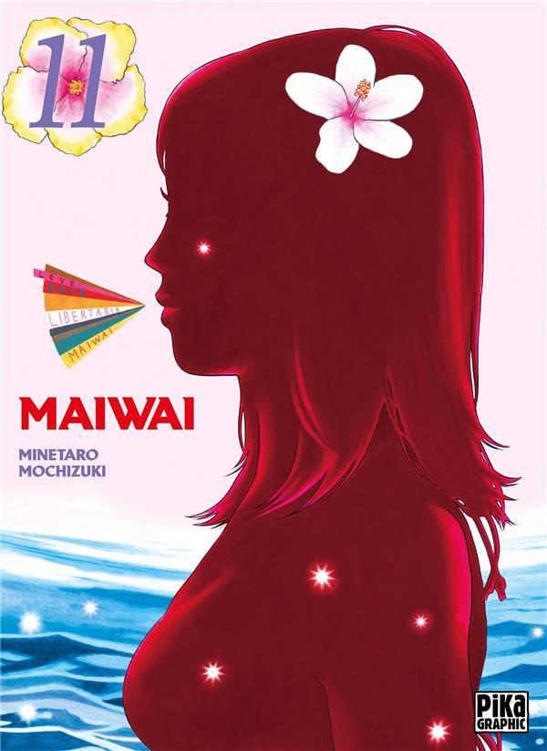 Couverture de Maiwai -11- Les aventuriers, seconde partie