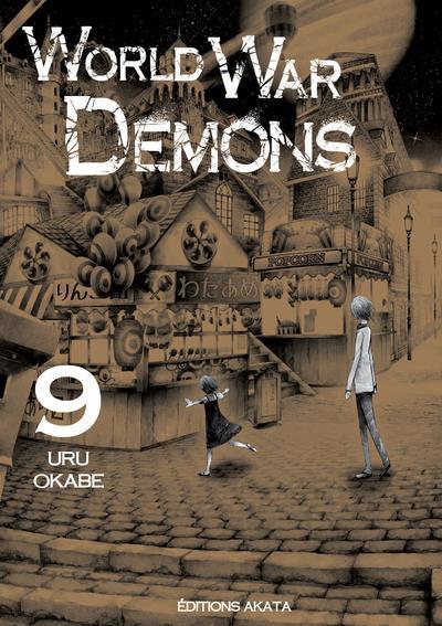 Couverture de World War Demons -9- Tome 9