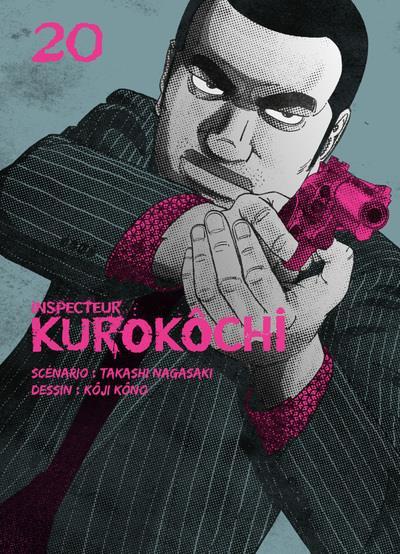 Couverture de Inspecteur Kurokôchi -20- Tome 20
