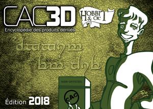 Couverture de (DOC) CAC3D -12- CAC3D - Édition 2018 - Hobbit & Cie
