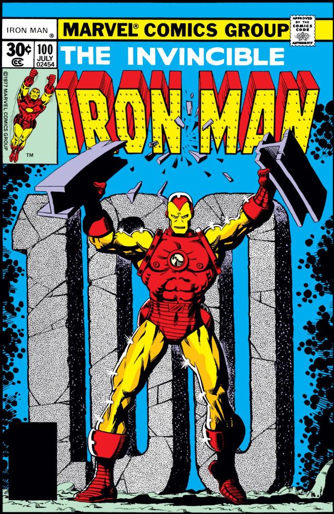 Couverture de Iron Man Vol.1 (Marvel comics - 1968) -100- Ten Rings to Rule the World!