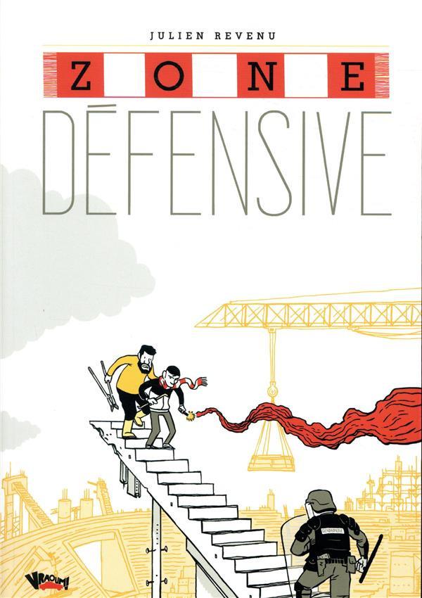 Couverture de Zone défensive