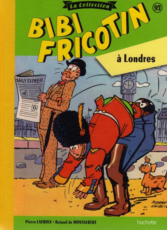 Couverture de Bibi Fricotin (Hachette - la collection) -93- Bibi Fricotin à Londres