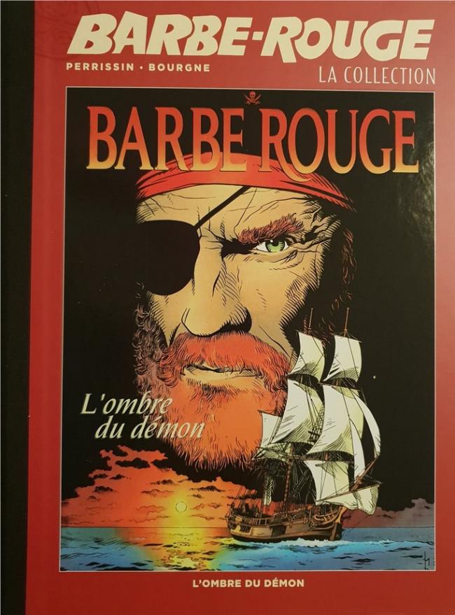Couverture de Barbe-Rouge (Eaglemoss) -31- L'Ombre du Démon