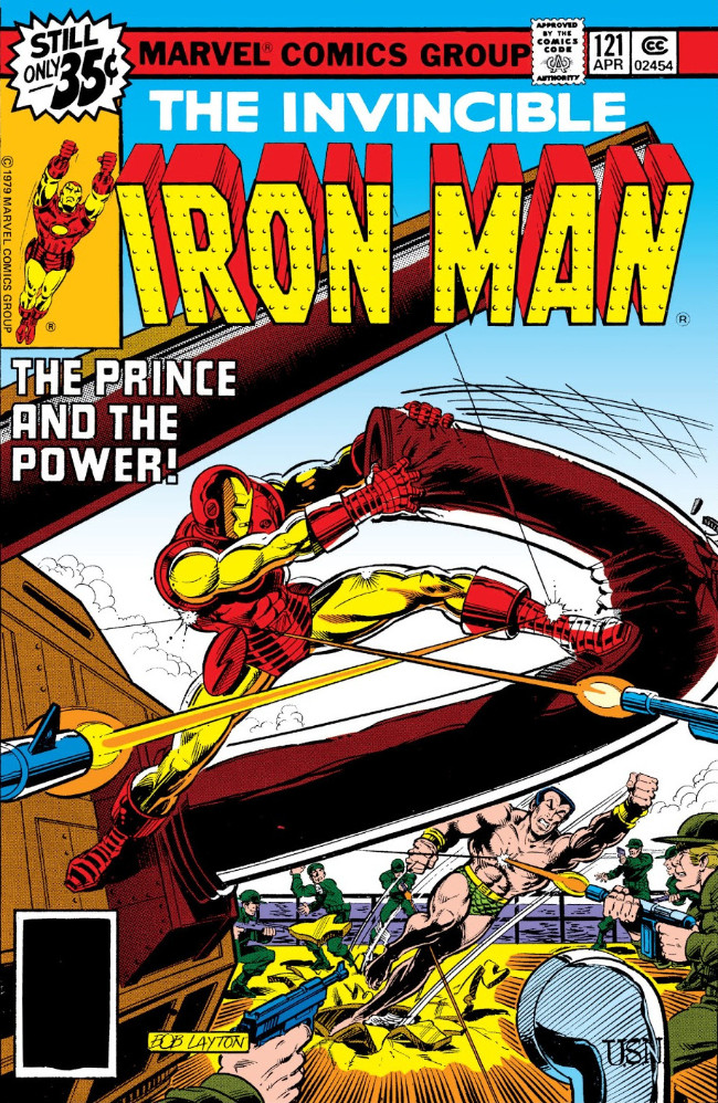 Couverture de Iron Man Vol.1 (Marvel comics - 1968) -121- A Ruse By Any Other Name