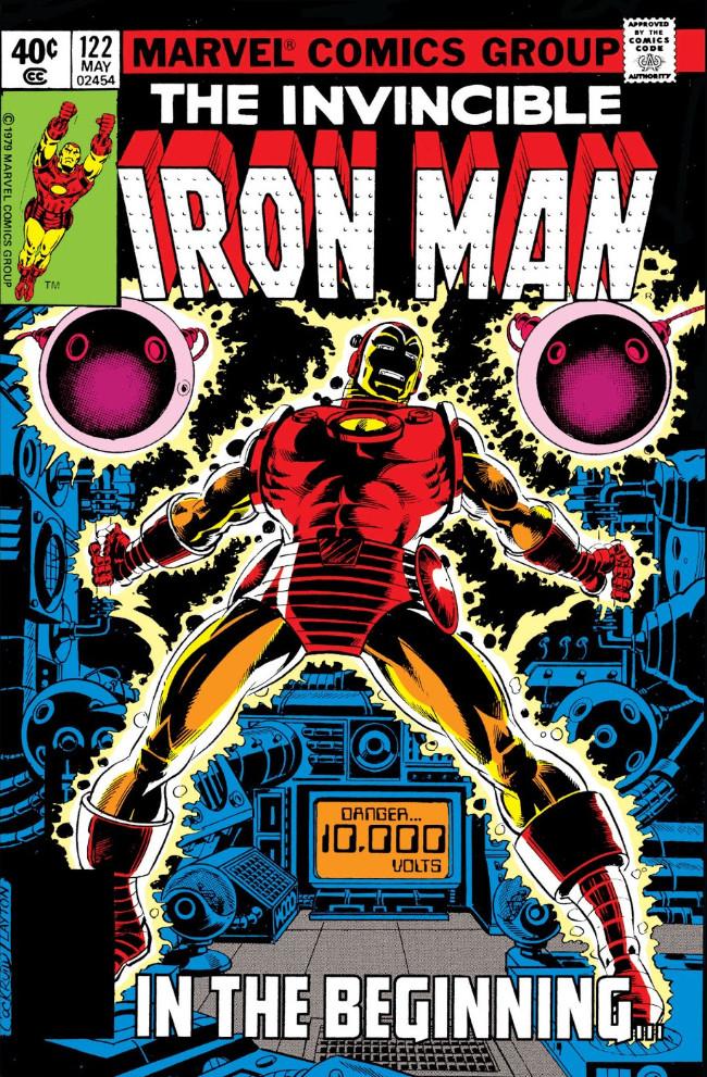 Couverture de Iron Man Vol.1 (Marvel comics - 1968) -122- Journey!