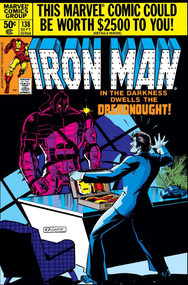 Couverture de Iron Man Vol.1 (Marvel comics - 1968) -138- Chapter II: Facades and Ruses