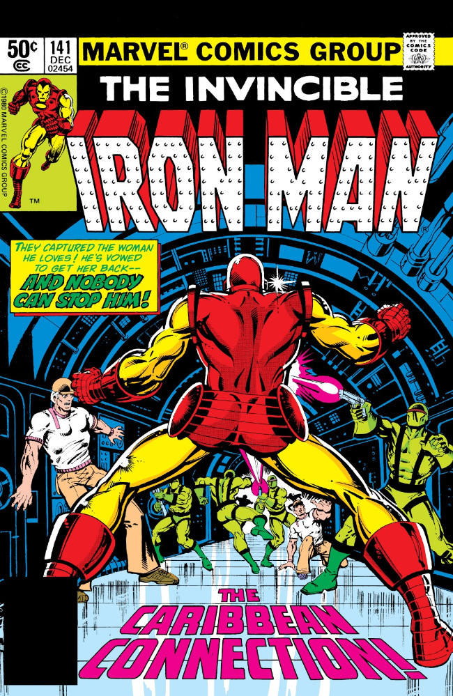 Couverture de Iron Man Vol.1 (Marvel comics - 1968) -141- The Caribbean Connection
