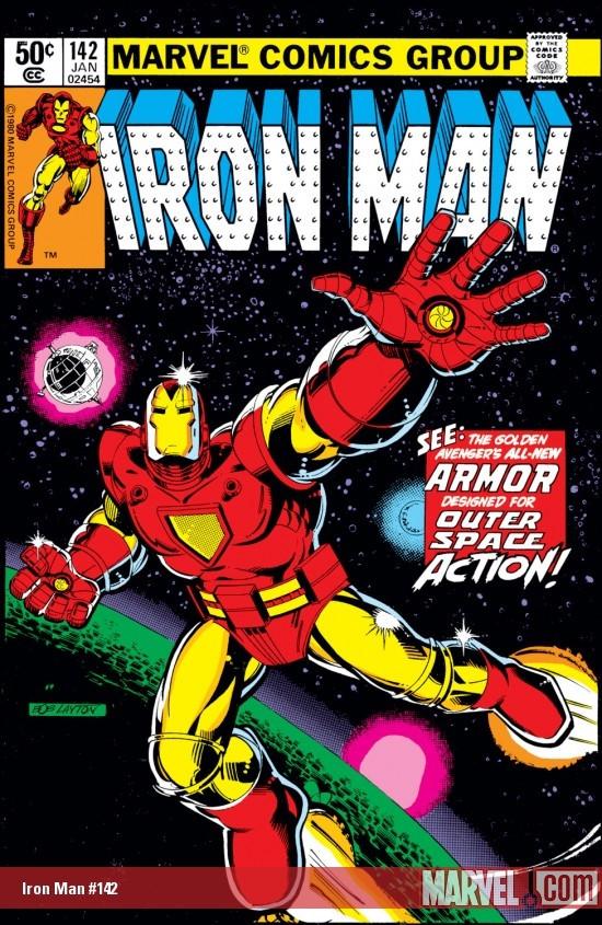 Couverture de Iron Man Vol.1 (Marvel comics - 1968) -142- Sky-Die